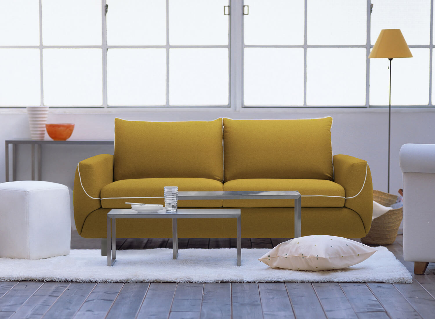 Maestro Pezzan USA - Made in Italy sofa-bed