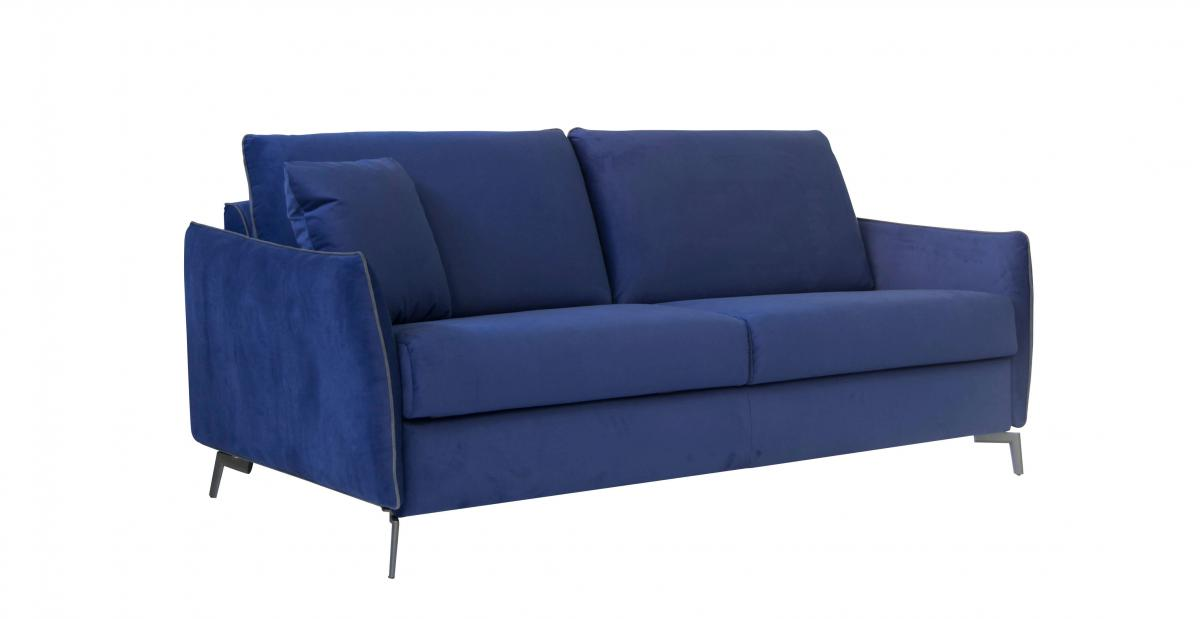 ... Authentic Space Saver With Back Cushions Attached To The Mechanism. Iris .
